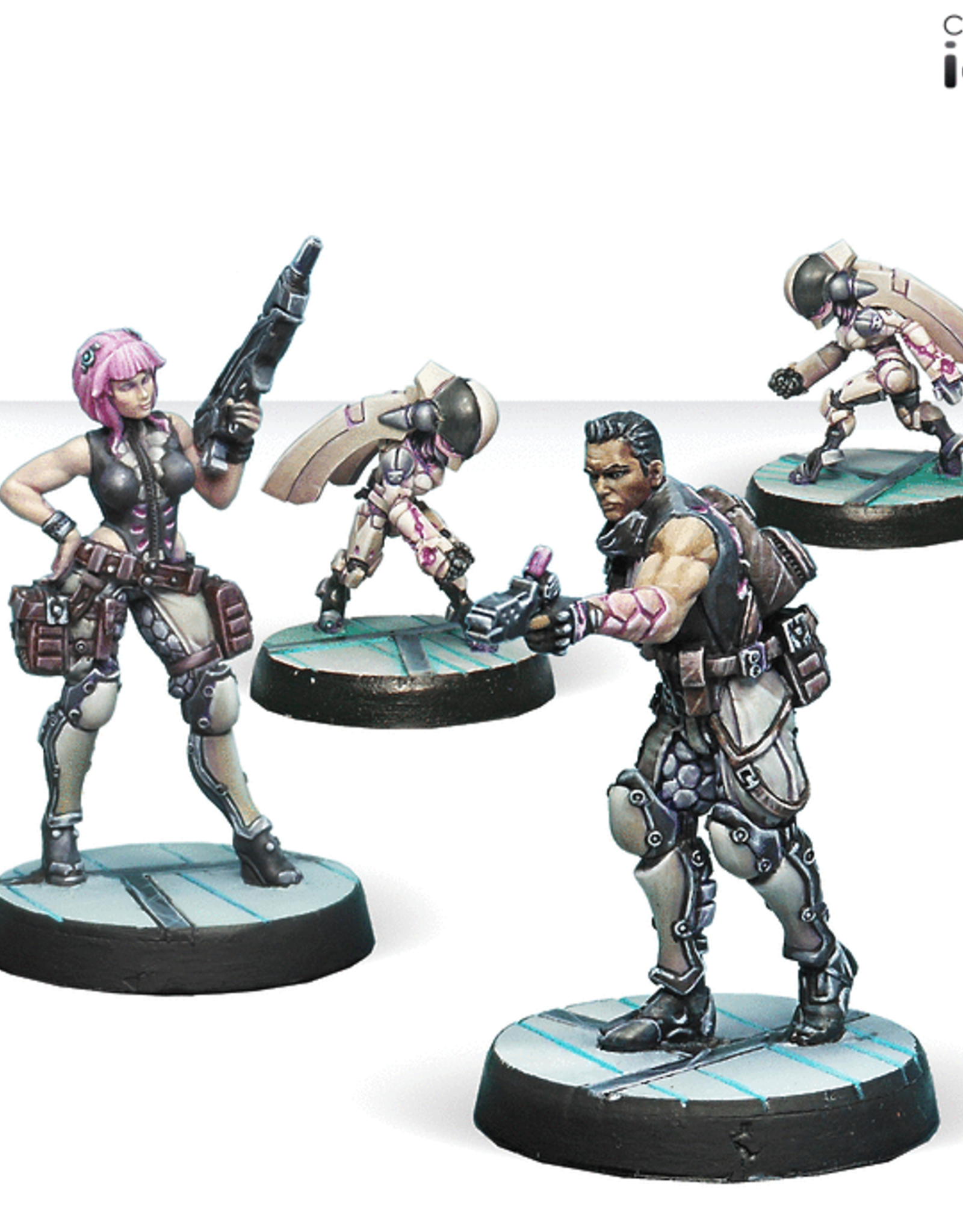 Corvus Belli Dactyls, Steel Phalanx Support Pack