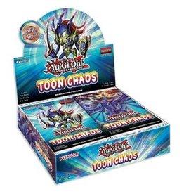 Konami Yu-Gi-Oh Toon Chaos Booster Box