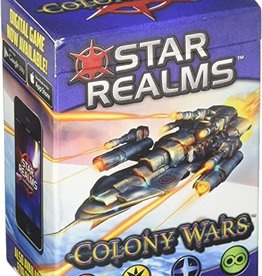White Wizard Games Star Realms: Colony Wars (ENG)