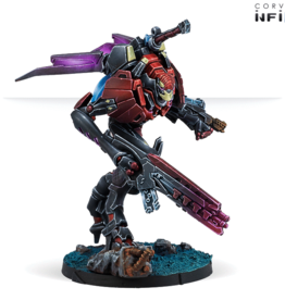 Corvus Belli Infinity CodeOne: Shasvastii Special Armored Corp Sphinx (TAG)