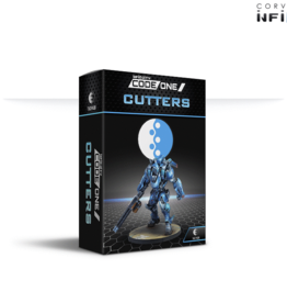 Corvus Belli Infinity CodeOne: Cutters (TAG)