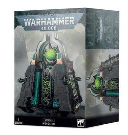 Games Workshop Necrons Monolith