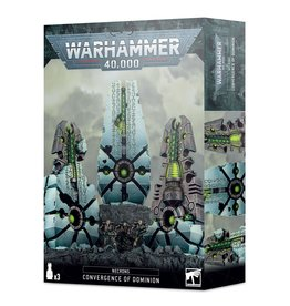 Games Workshop Necrons Convergence of Dominion