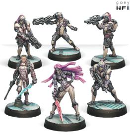 Corvus Belli The Steel Phalanx (Sectorial Starter Pack)