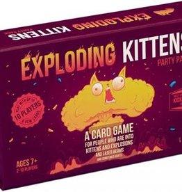 Exploding Kittens Exploding Kittens Party (EN)