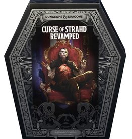 Wizards of the Coast D&D 5th ed. Curse of Strahd Revamped