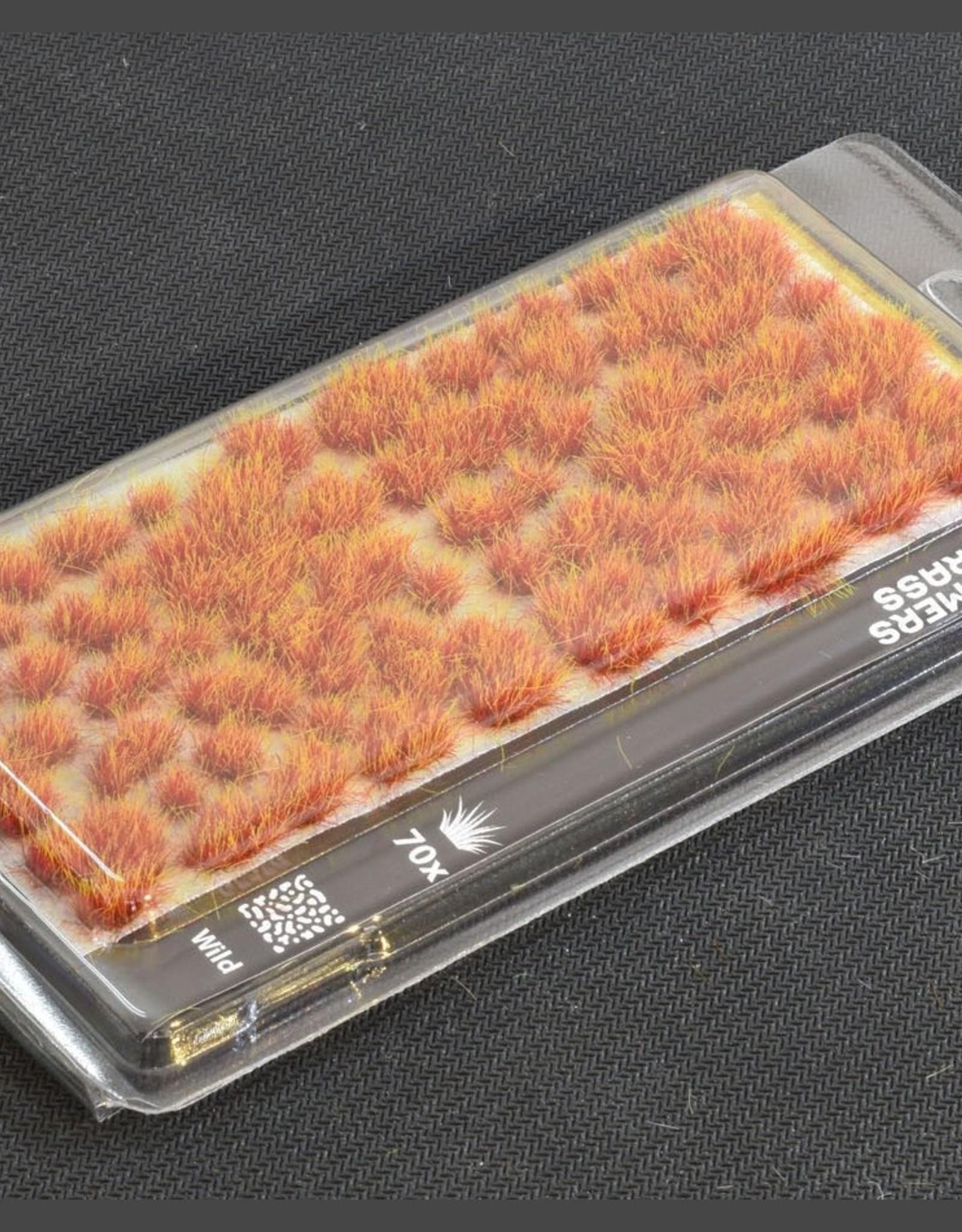 Gamers Grass Alien Tufts Fire (6mm)
