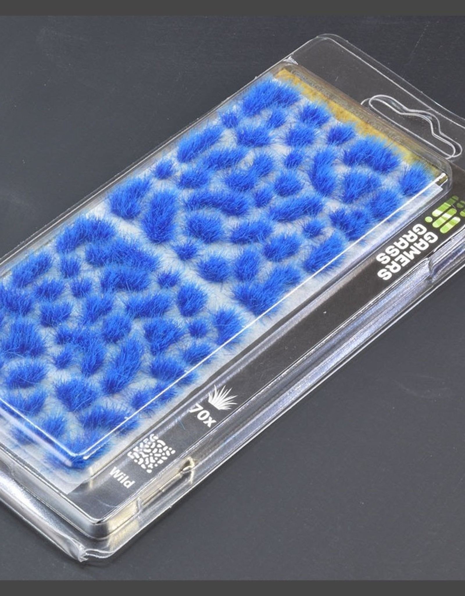 Gamers Grass Alien Tufts Blue (6mm)
