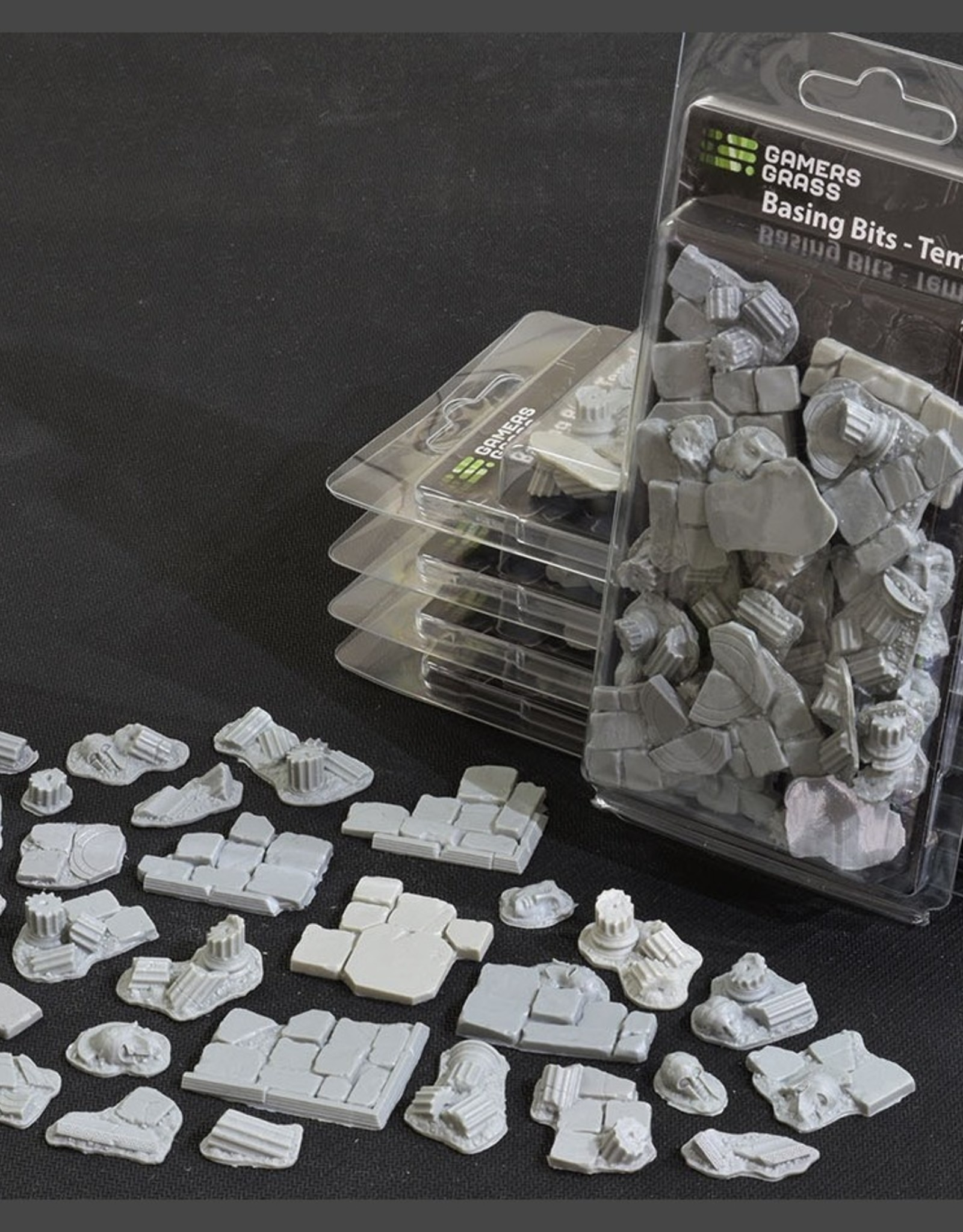 Gamers Grass Basing Bits Temple