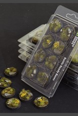 Gamers Grass Highland Bases Pre-Painted (8x 32mm Round)