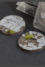 Gamers Grass Temple Bases Pre-Painted (2x 60mm Round)