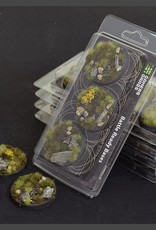 Gamers Grass Highland Bases Pre-Painted (3x 50mm Round)