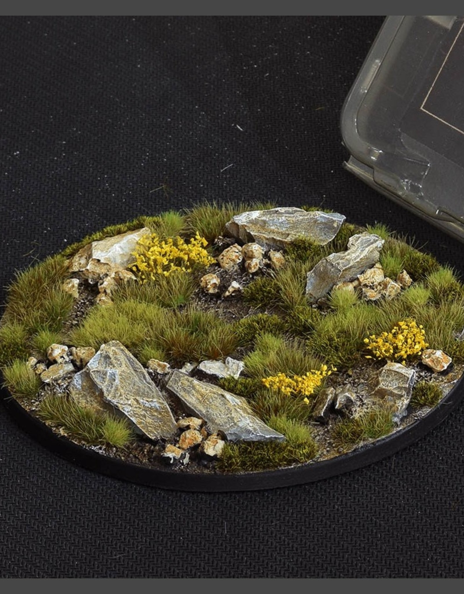 Gamers Grass Highland Bases Pre-Painted (1x 120mm Oval)
