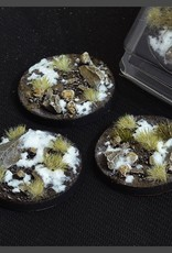 Gamers Grass Winter Bases Pre-Painted (3x 50mm Round)