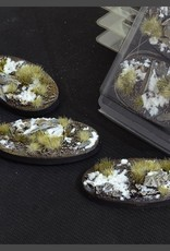 Gamers Grass Winter Bases Pre-Painted (3x 75mm Oval)