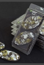 Gamers Grass Winter Bases Pre-Painted (2x 90mm Oval)