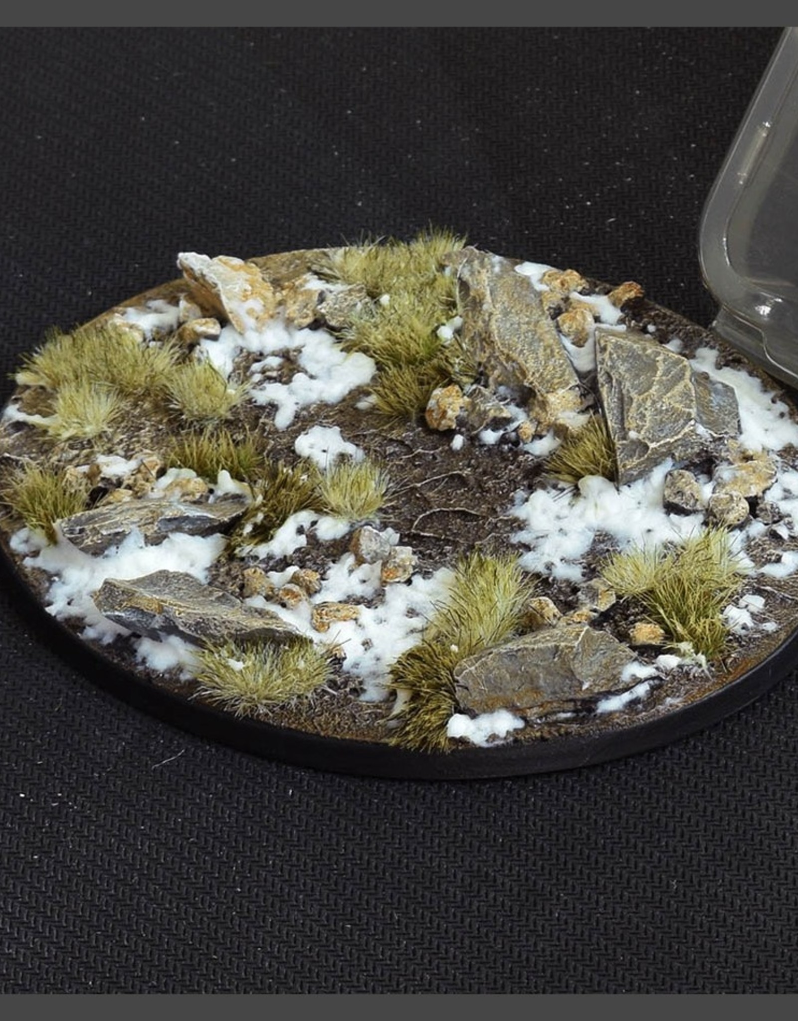Gamers Grass Winter Bases Pre-Painted (1x 120mm Oval)
