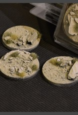 Gamers Grass Arid Steppe Bases Pre-Painted (3x 50mm Round)