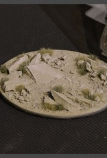 Gamers Grass Arid Steppe Bases Pre-Painted (1x 120mm Oval)