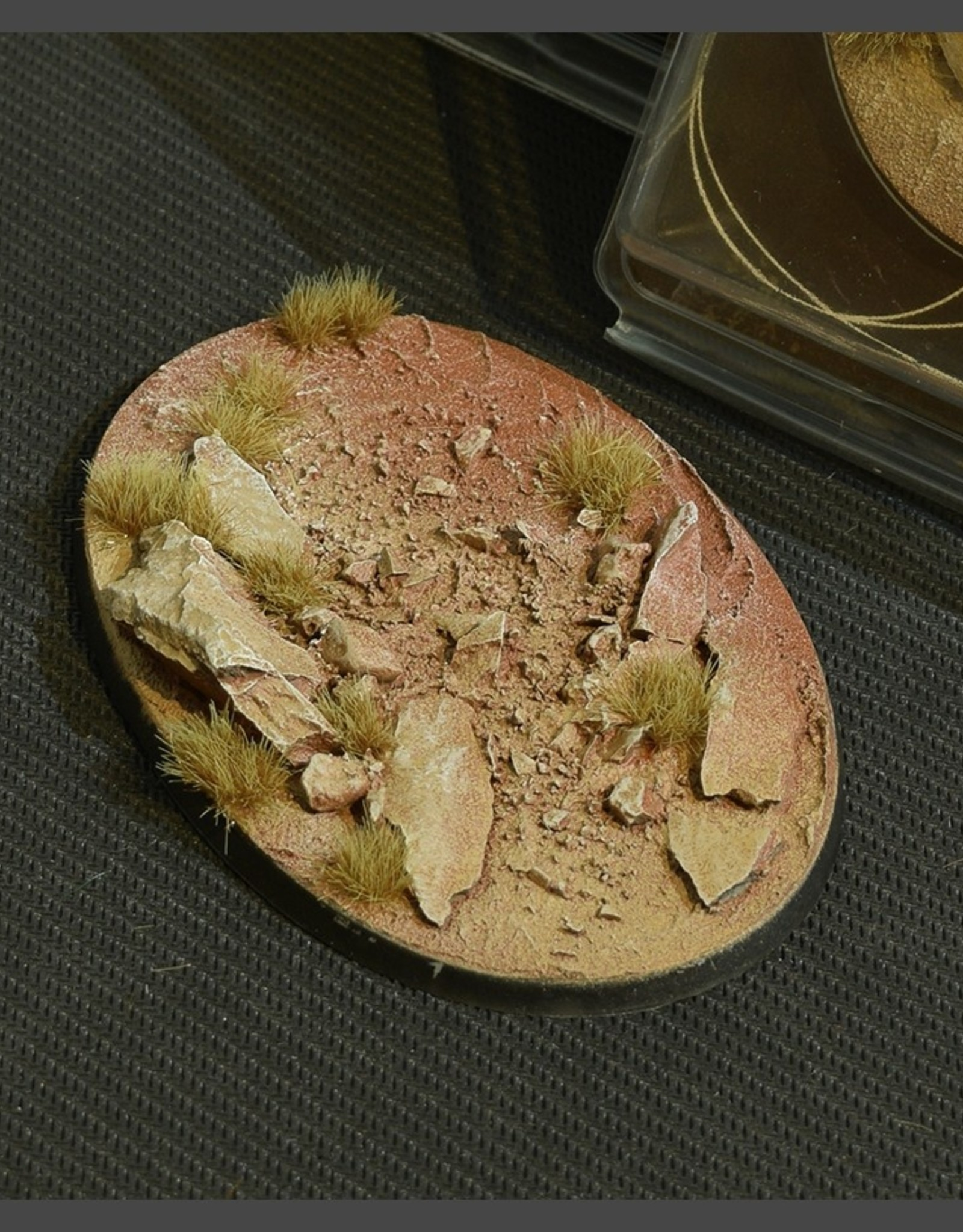 Gamers Grass Badlands Bases Pre-Painted (1x 105mm Oval)