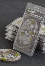 Gamers Grass Temple Bases Pre-Painted (1x 105mm Oval)