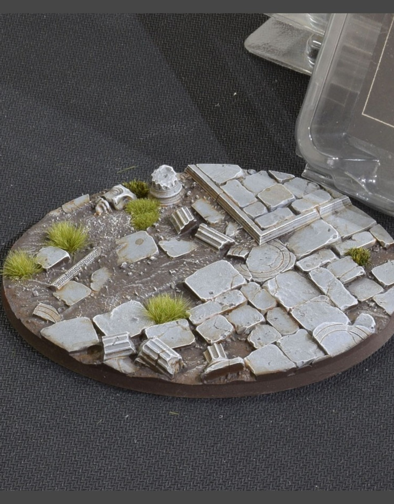 Gamers Grass Temple Bases Pre-Painted (1x 120mm Oval)