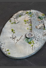 Gamers Grass Urban Warfare Bases Pre-Painted (1x 170mm Oval)