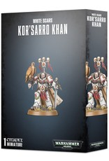 Games Workshop Space Marines White Scars Kor'sarro Khan