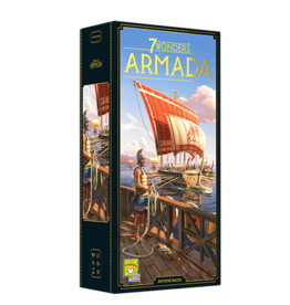Repos Productions 7 Wonders 2nd Ed. : Armada (EN)