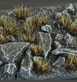 Gamers Grass Burned Tufts Wild (6mm)