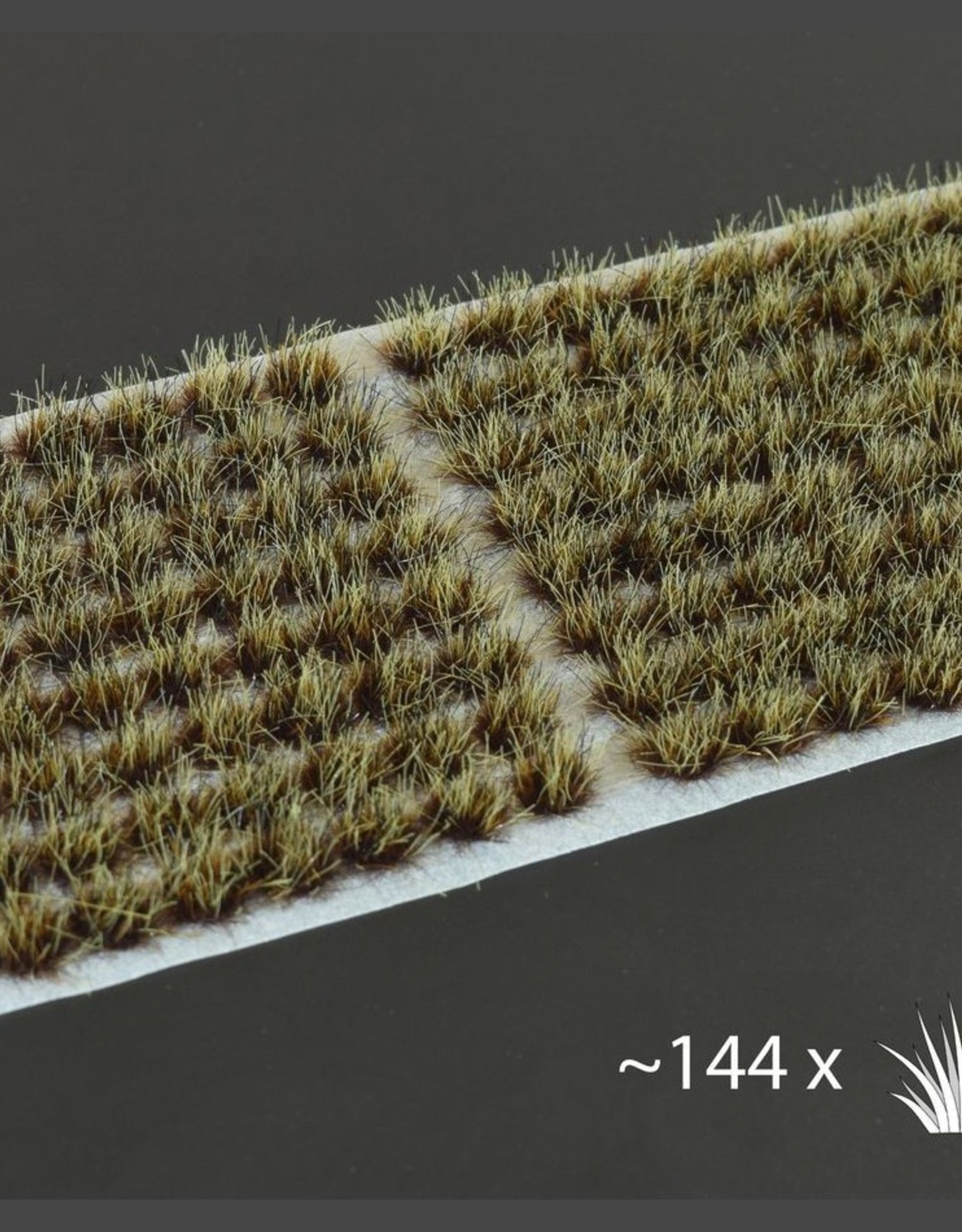 Gamers Grass Burned Tufts Small (6mm)