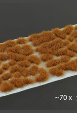 Gamers Grass Brown Tufts Wild (4mm)