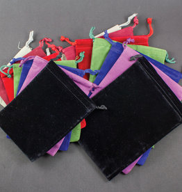 Chessex Chessex Suede Dice Bag Large