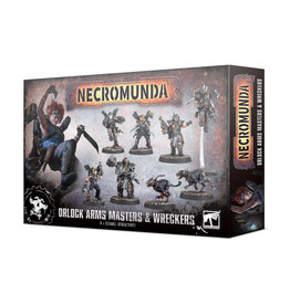 Games Workshop Necromunda Orlock Arms Masters and Wreckers