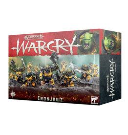 Games Workshop Warhammer Age of Sigmar Warcry: Ironjawz