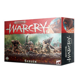 Games Workshop Warhammer Age of Sigmar Warcry: Skaven