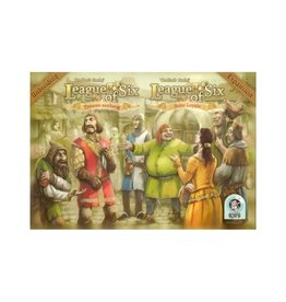 White Goblin Games League of Six: Trouwe Aanhang (NL)