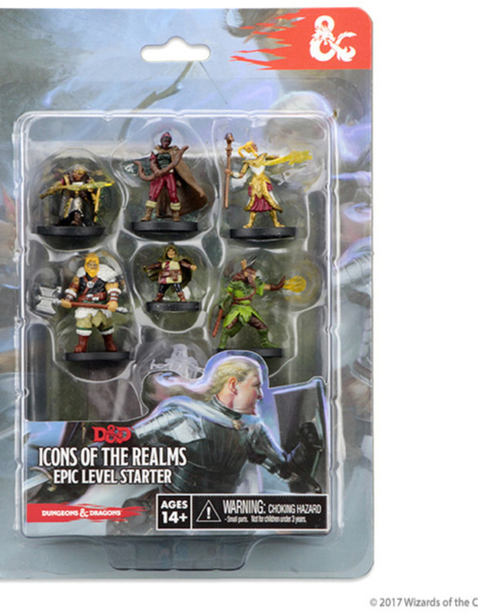 Wizkids D&D Icons of the Realms Epic Level Starter