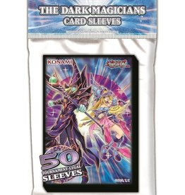 Konami Yu-Gi-Oh The Dark Magicians Card Sleeves (50)