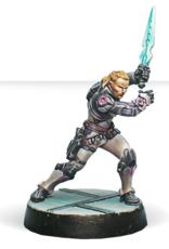 Corvus Belli Patroclus (EXP CW, Smoke Grenades)