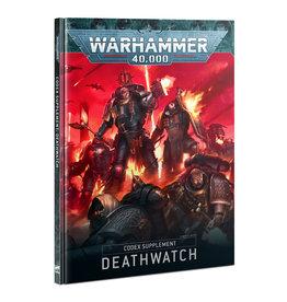 Games Workshop Codex Supplement: Deathwatch (EN)