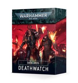 Games Workshop Datacards Deathwatch
