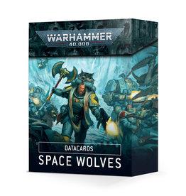 Games Workshop Datacards Space Wolves