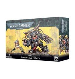 Games Workshop Orks Ghazghkull Thraka