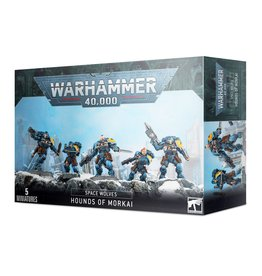 Games Workshop Space Wolves Hounds of Morkai