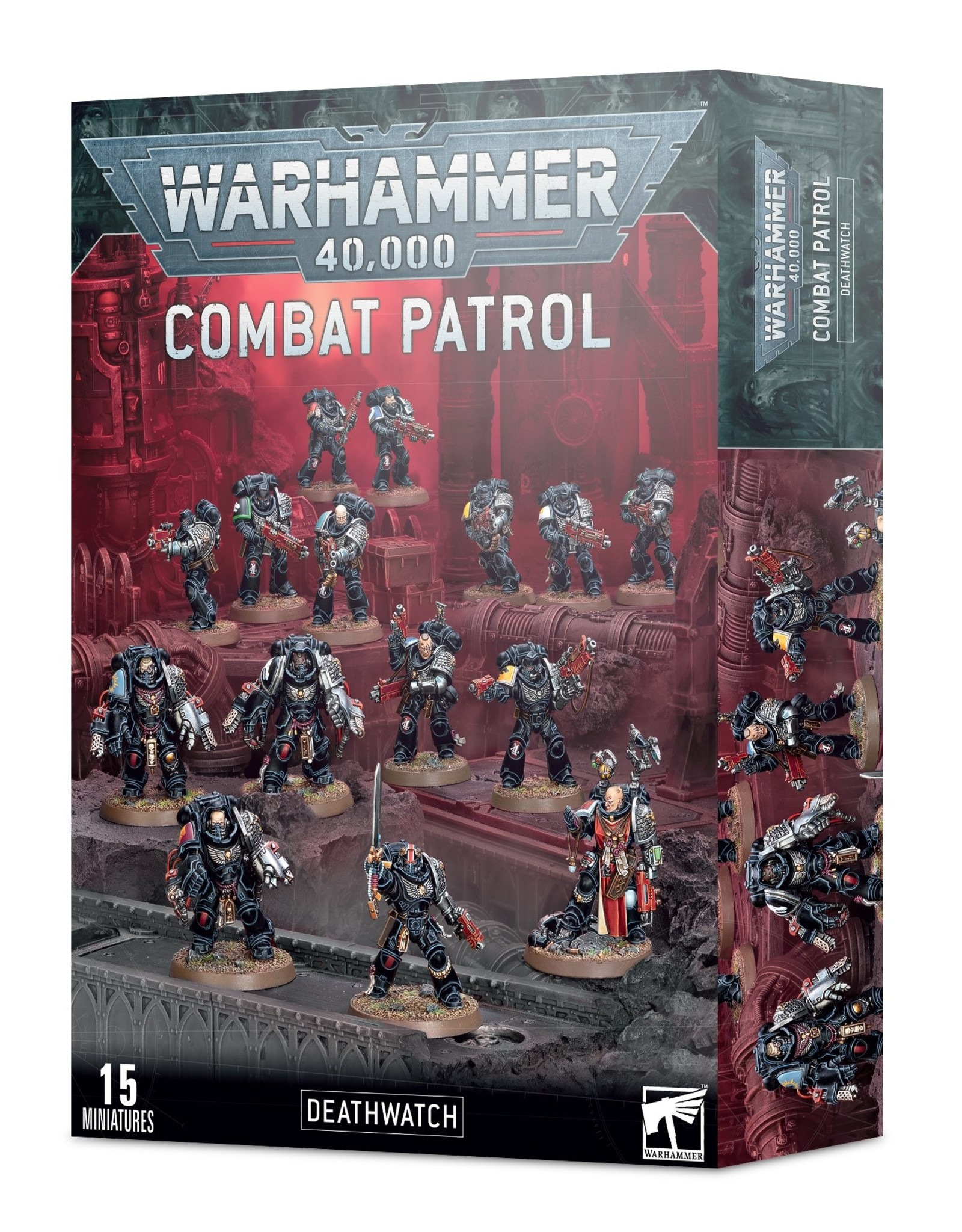 Games Workshop Combat Patrol: Deathwatch