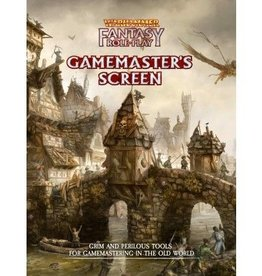 Cubicle 7 Warhammer Fantasy Roleplay 4th Ed. Gamemaster's Screen