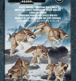 Games Workshop Space Wolves Fenrisian Wolves