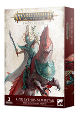 Games Workshop Age of Sigmar Broken Realms: The Bloodsurf Hunt
