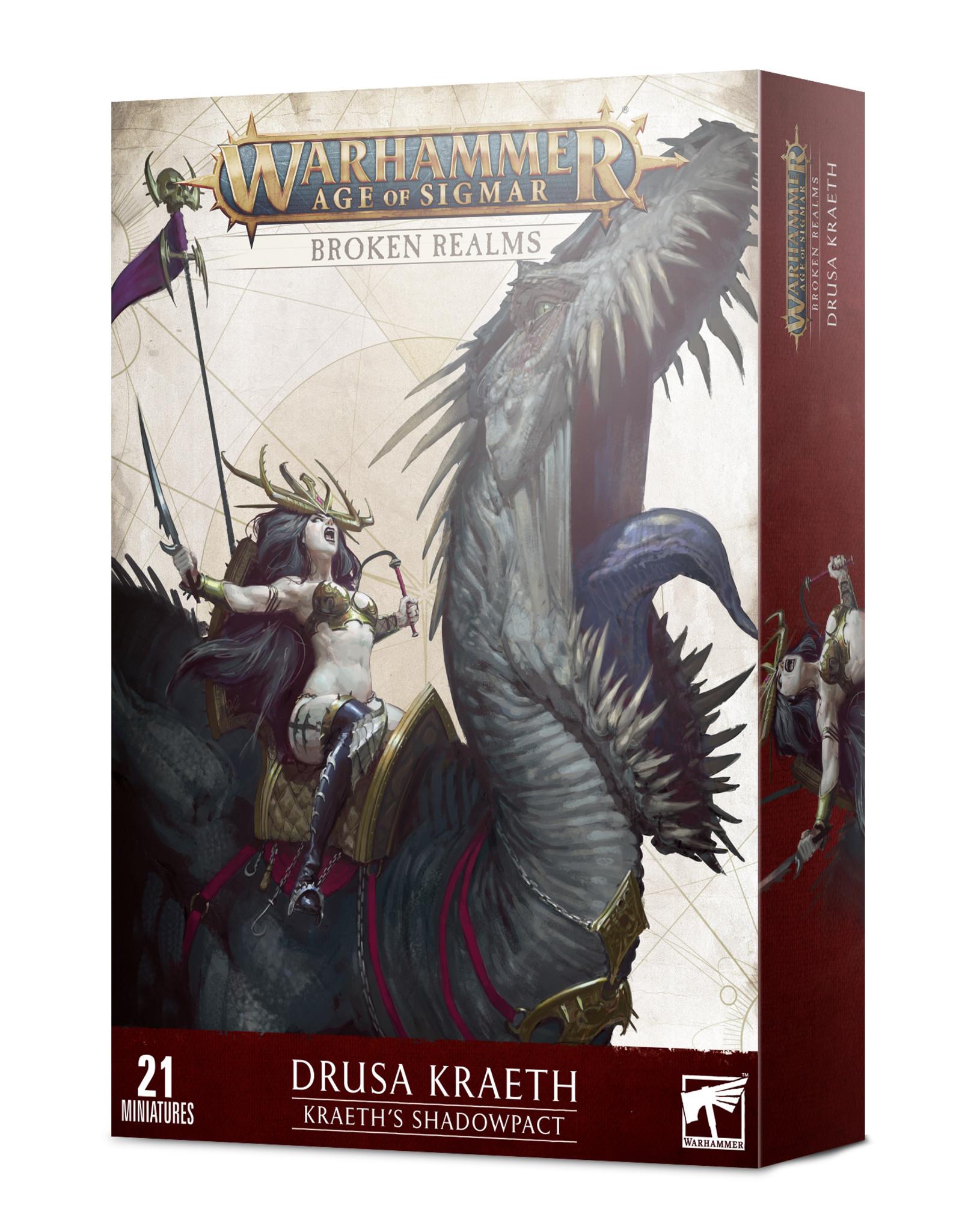 Games Workshop Age of Sigmar Broken Realms: Kraeth's Shadowpact